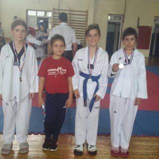 Pet medalja za najmlađe Divovce u Fojnicigall-2