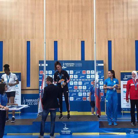 Matea Jelić osvojila zlatnu medalju na Mediteranskim igramagall-1