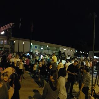 Finale proslave Dana grada: Vigor oduševio Kninjane na prepunom trgugall-1
