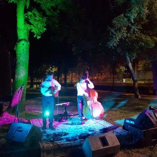 Jazz svirka u parku: Knin je grad!gall-2