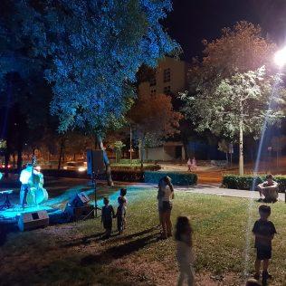 Jazz svirka u parku: Knin je grad!gall-4