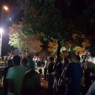 Jazz svirka u parku: Knin je grad!gall-5