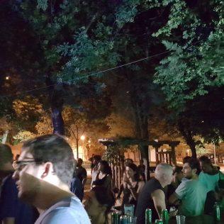 Jazz svirka u parku: Knin je grad!gall-6