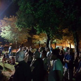 Jazz svirka u parku: Knin je grad!gall-7