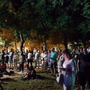 Jazz svirka u parku: Knin je grad!gall-8