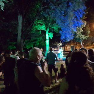 Jazz svirka u parku: Knin je grad!gall-9