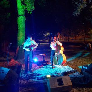 Jazz svirka u parku: Knin je grad!gall-11