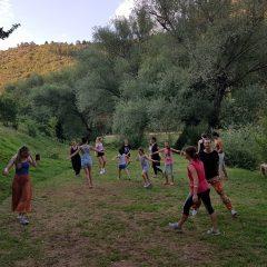 Foto: Održan tečaj prirodnog pokreta i plesa uz Krkugall-0