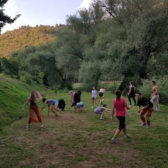Foto: Održan tečaj prirodnog pokreta i plesa uz Krkugall-1