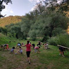 Foto: Održan tečaj prirodnog pokreta i plesa uz Krkugall-2