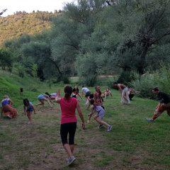 Foto: Održan tečaj prirodnog pokreta i plesa uz Krkugall-3