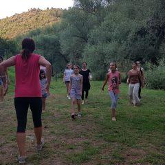 Foto: Održan tečaj prirodnog pokreta i plesa uz Krkugall-5