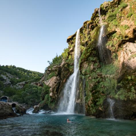 Foto vijest: Kupanje ispod Krčićagall-0
