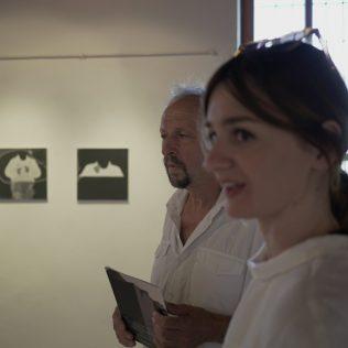 Foto: Otvorena izložba Kristine Krstićevićgall-1
