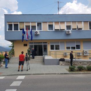 Ministar Božinović posjetio obnovljenu zgradu Policijske postaje Kningall-2