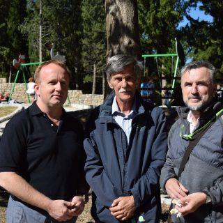 NP Krka: Predstavljen novi Šumsko-edukacijski park Stinicegall-2