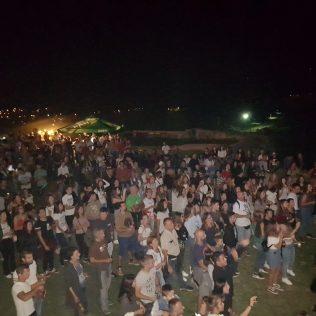 Dvije tisuće ljudi na tvrđavi na S.A.R.S.-u; Bravo za Knin!gall-8