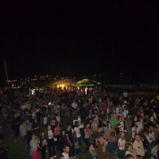 Dvije tisuće ljudi na tvrđavi na S.A.R.S.-u; Bravo za Knin!gall-9