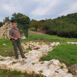 Još jedno veliko arheološko otkriće: Na Kapitulu pronađen bedem dug 100 i visok 9 metaragall-6