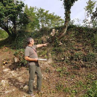 Još jedno veliko arheološko otkriće: Na Kapitulu pronađen bedem dug 100 i visok 9 metaragall-3
