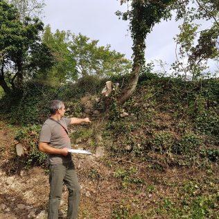 Još jedno veliko arheološko otkriće: Na Kapitulu pronađen bedem dug 100 i visok 9 metaragall-2
