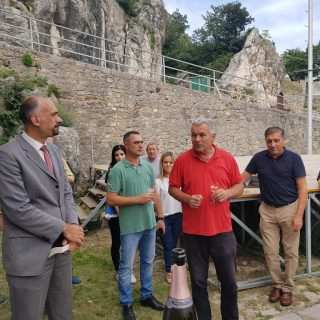 Na tvrđavi otvorena vinoteka; Došao i Rade Šerbedžijagall-3