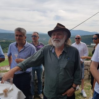 Na tvrđavi otvorena vinoteka; Došao i Rade Šerbedžijagall-0