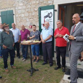 Na tvrđavi otvorena vinoteka; Došao i Rade Šerbedžijagall-1