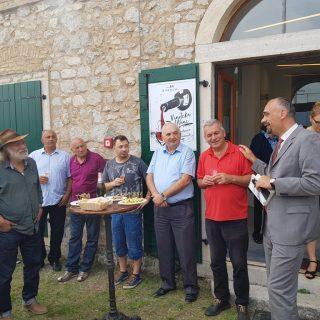 Na tvrđavi otvorena vinoteka; Došao i Rade Šerbedžijagall-2