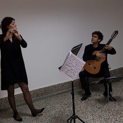 Za večerašnji koncert klasične glazbe Mateje Šarlije i Pedra Ribeira Rodriguesa tražila se stolica višegall-0
