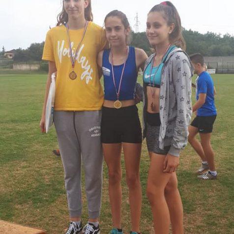 Daniela Jelić osvojila zlata u skoku u dalj i u utrci na 60 metara na međunarodnom turniru u Čitluku u BiHgall-0