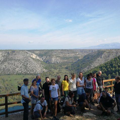 """Direktori europskih ureda WWF-a posjetili Nacionalni park """"Krka""""gall-1"""