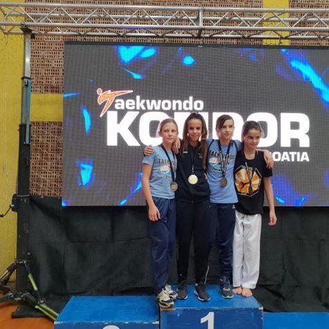 Ivona Jelić krenula sestrinim stopama te s tri prekida zlatna na Kondor Openugall-1
