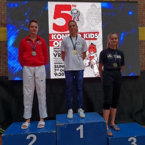 Ivona Jelić krenula sestrinim stopama te s tri prekida zlatna na Kondor Openugall-0