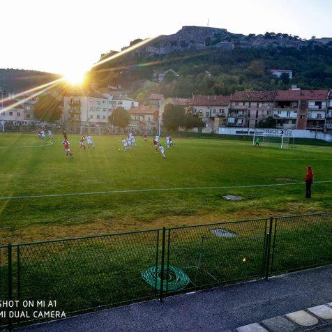 Prva utakmica seniora u Županijskoj ligi: Dinara – Šibenik II 3:2gall-0
