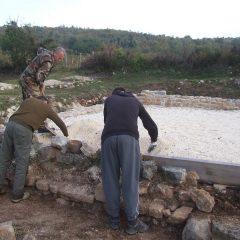 Započeli ovogodišnji radovi konzervacije na antičkoj vili rustici u Orlićugall-2