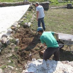 Započeli ovogodišnji radovi konzervacije na antičkoj vili rustici u Orlićugall-4