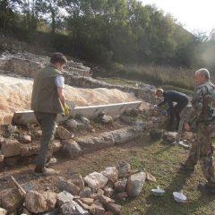 Započeli ovogodišnji radovi konzervacije na antičkoj vili rustici u Orlićugall-6