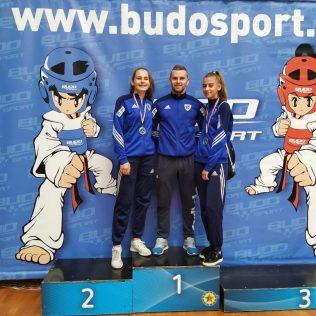 TK DIV Knin: Petra Batić i Kristina Jakovljević zlatne na zadnjem kriterijskom turnirugall-0