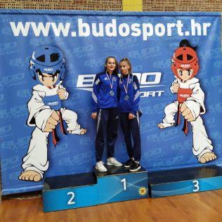 TK DIV Knin: Petra Batić i Kristina Jakovljević zlatne na zadnjem kriterijskom turnirugall-2