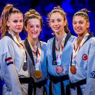 Srebrom u Manchesteru Matea Jelić sve bliža Olimpijskim igrama u Tokijugall-2