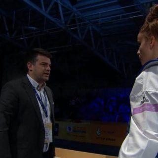 Srebrom u Manchesteru Matea Jelić sve bliža Olimpijskim igrama u Tokijugall-3