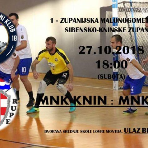 Podržimo u subotu MNK Knin u prvoj utakmici pred domaćom publikomgall-1