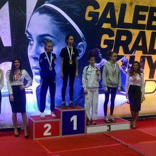 Kristina Jakovljević iz TK DIV Knin srebrna na jakom G1 turniru – Serbia Openugall-2
