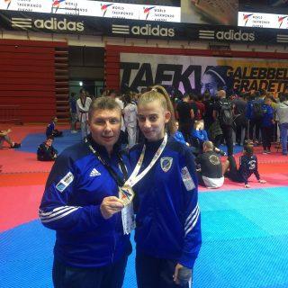 Kristina Jakovljević iz TK DIV Knin srebrna na jakom G1 turniru – Serbia Openugall-0