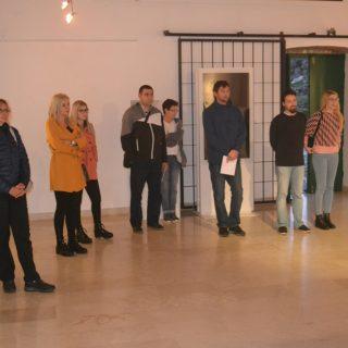 Na tvrđavi otvorena izložba Rub Svetislava Cvetkovićagall-0