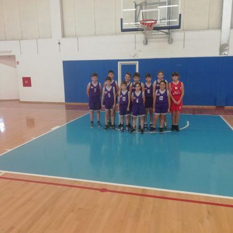 Najmlađi kninski košarkaši odigrali prvu natjecateljsku utakmicugall-1