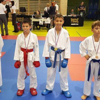 Karate klub Knin osvojio šest medalja na Prvenstvu Dalmacijegall-1