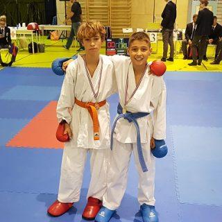 Karate klub Knin osvojio šest medalja na Prvenstvu Dalmacijegall-2