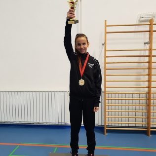 Ivona Jelić iz Olympica najbolja mlađa kadetkinja na Marjan kupugall-2
